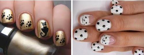 Diseño de uñas fáciles