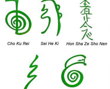 Signos y símbolos reiki y su significado.