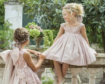 10 vestidos ceremonia niña baratos