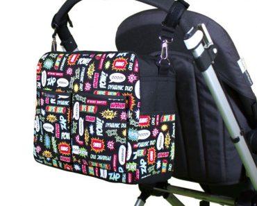 bolso para carro bebé