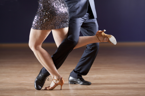10 zapatos de baile latino