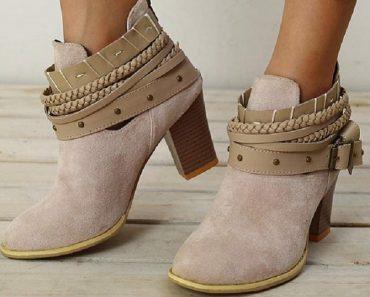 Zapatos primavera 2018