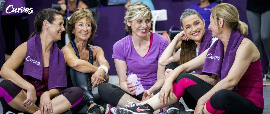 Los gimnasios Curves ofrecen promociones con motivo del comienzo de 2020