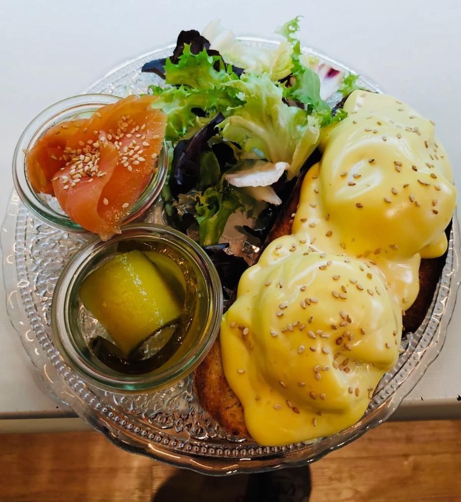 DeCuatro Store desvela el origen del plato estrella de todo BRUNCH: los huevos Benedictine