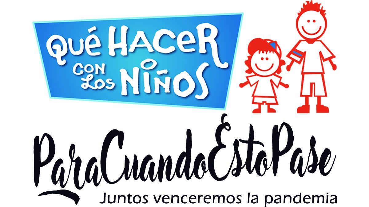 Nace www.paracuandoestopase.com, una plataforma solidaria con la familia durante el confinamiento