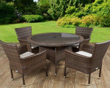 comprar muebles baratos para el jardín