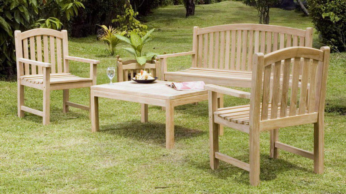 comprar muebles para el jardín