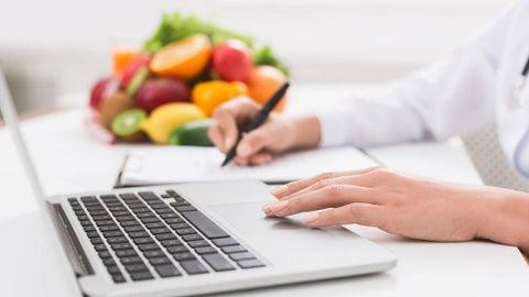 El auge de los nutricionistas online con el COVID