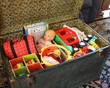 baúl para juguetes