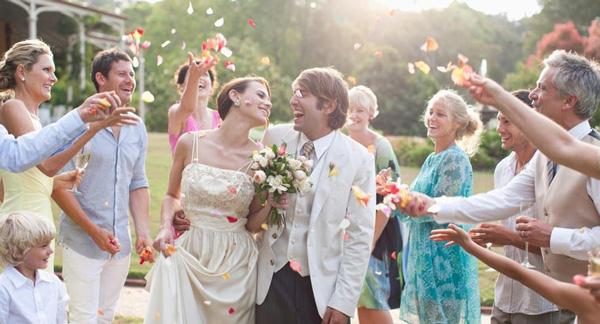 interpretación de soñar con una boda