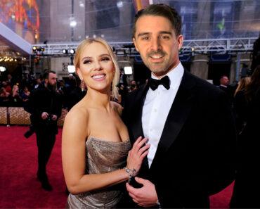Nicolás García Boccia y Scarlett Johansson