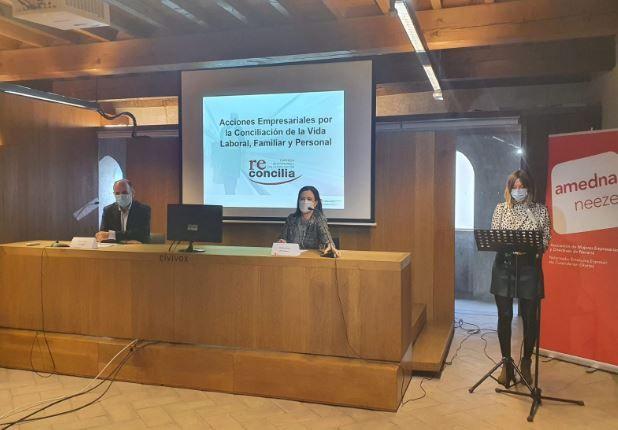 AMEDNA entrega sus premios Reconcilia 2020