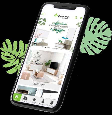 Due Home presenta su nueva app