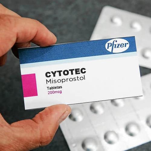 pastillas cytotec