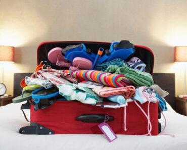Cómo hacer la maleta para niños y niñas