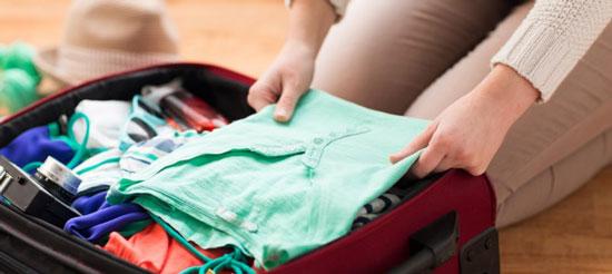 Que llevar en la maleta de un niño